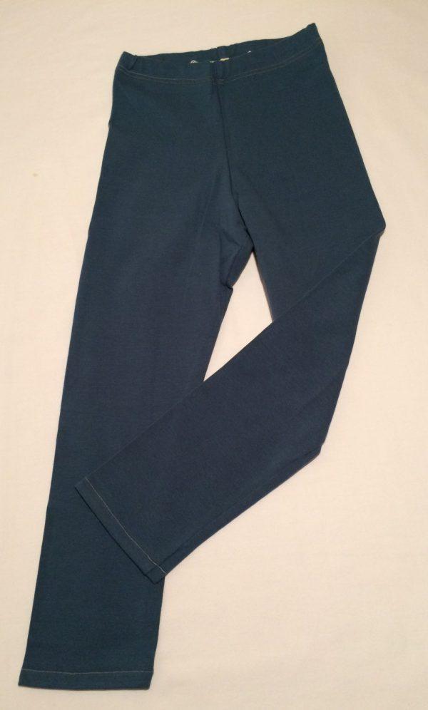 Leggins-roegblaa-oekologisk-jersey-bomuld-elastan-14868