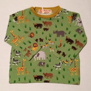 Safaribluse-groen-oekotex-bomuld-elastan-14971