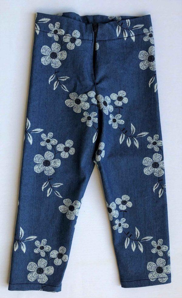 Stretch-denim-leggins-med-optisk-blomster-broderimotiv-bomuld-pes.-eleastan
